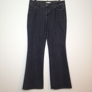 CAbi Jeans Style 190 Faded Black Charcoal Boot Cut